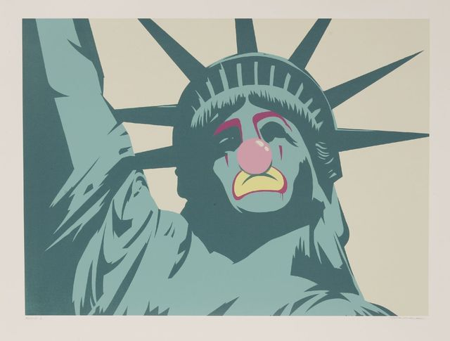 D*Face, 'Statue Of Liberty', 2008, Sworders