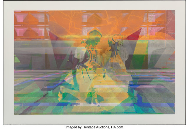 James Welling, '0522', 2015, Heritage Auctions