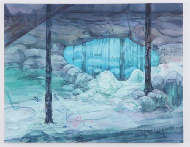 Yuka Kashihara, 'Paralens', 2012, Tomio Koyama Gallery