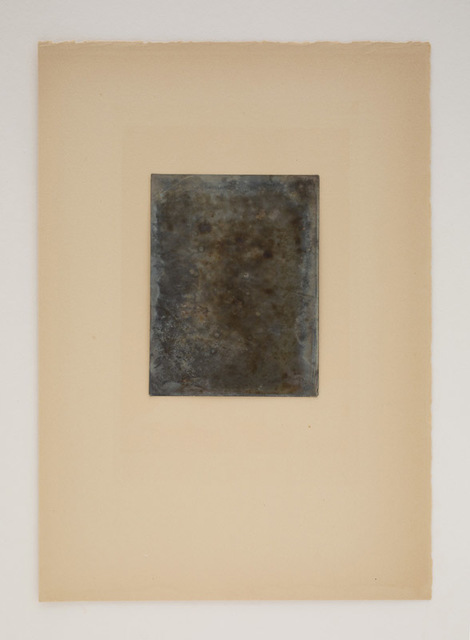 , 'Camera Work Number XXXl, July 1910, plate page Eugene,' 2016, Stephen Bulger Gallery