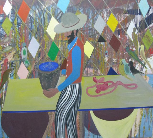 , 'Rhombus,' 2015, Zolla/Lieberman Gallery