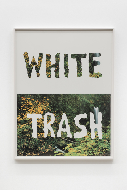 , 'White Trash,' 1988, Super Dakota