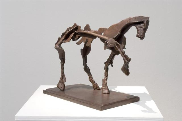 , 'Untitled IV (Horse with Raised Leg),' 2007, Lia Rumma