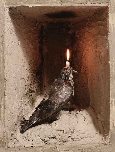 , 'Pigeon to Candle,' 2015, Rosenfeld Gallery