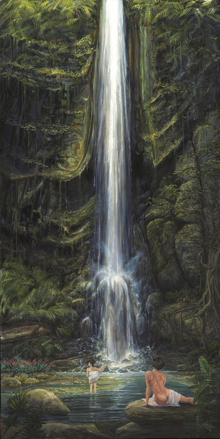 Doug Zider, 'Falling Waters', 2019, The Galleries at Salmagundi