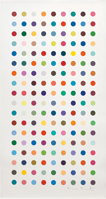 Damien Hirst, 'Methamphetamine', 2004, Phillips