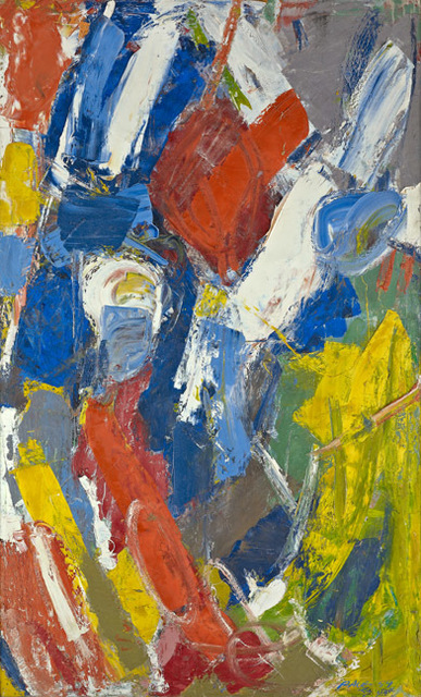 , 'Untitled (59-S1),' 1959, Berry Campbell Gallery