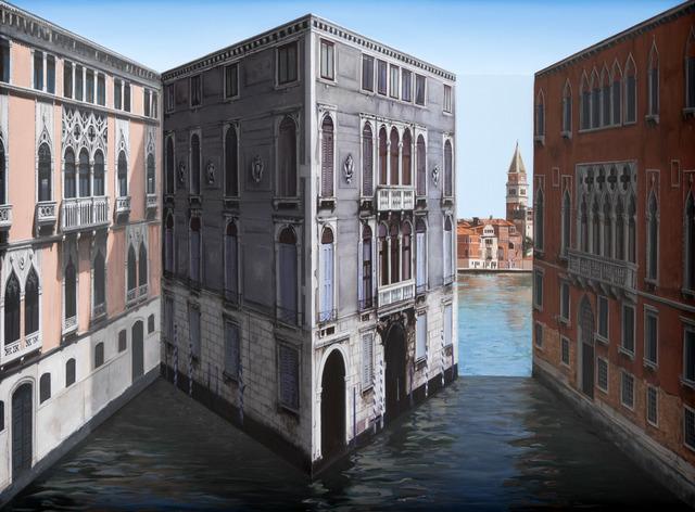 , 'Poignant Palazzo,' 2017, Flowers
