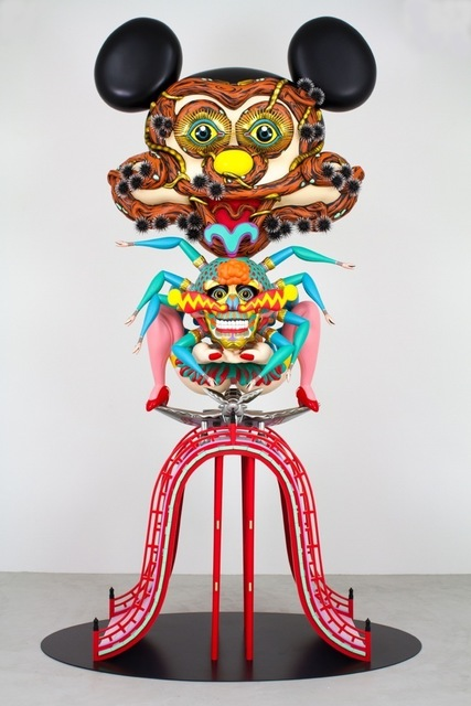 , 'Body Decoration,' 2014, Nanzuka