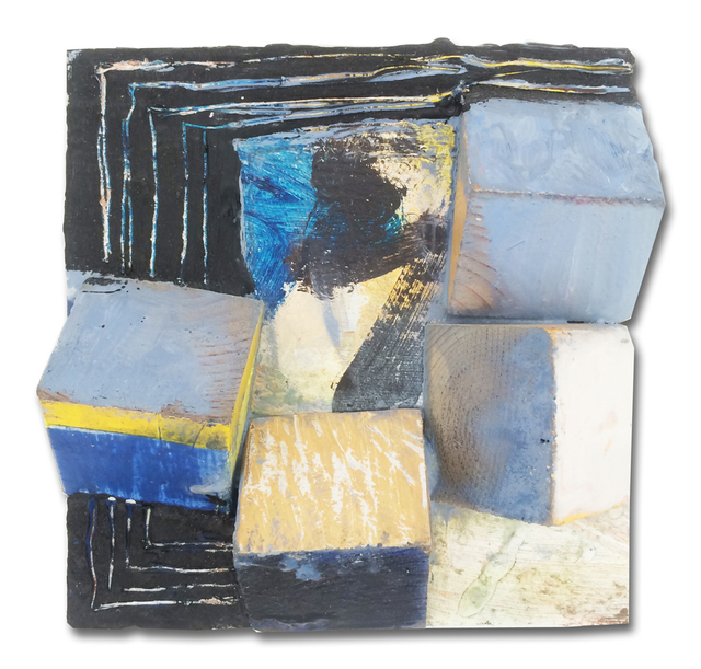 , 'Cubes More,' 2015, Walter Storms Galerie