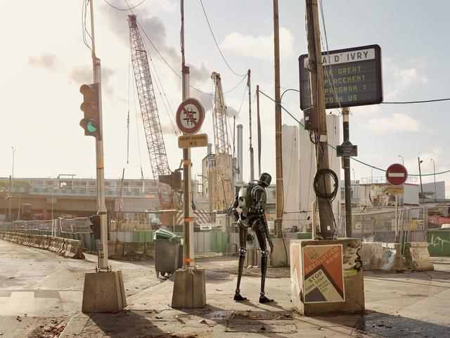 Cédric Delsaux, 'Goner', 2019, Galerie Patrick Gutknecht
