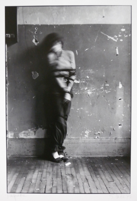 , 'Against the Wall #2,' 1977, Georgia Scherman Projects