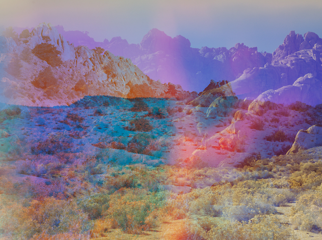 , 'Psychscape 18 (Banner Ridge, CA),' 2017, CULT | Aimee Friberg Exhibitions