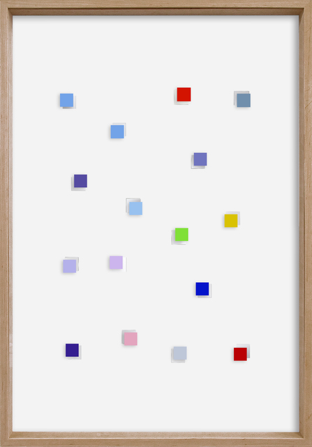 , 'st,' 2005, Galerie Denise René