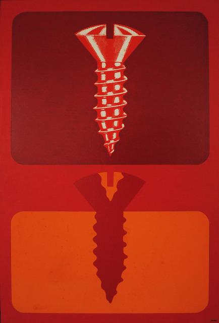 , 'Parafuso ,' 1971, Referência Galeria de Arte