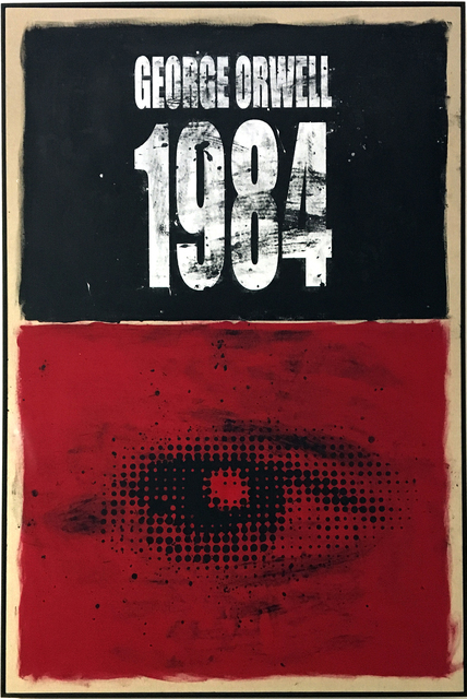 , '1984,' 2017, Christopher Grimes Gallery