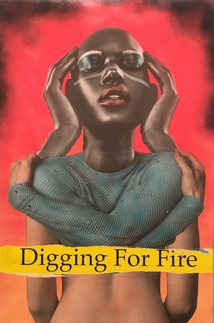 , 'Digging For Fire,' 2018, Parlor Gallery