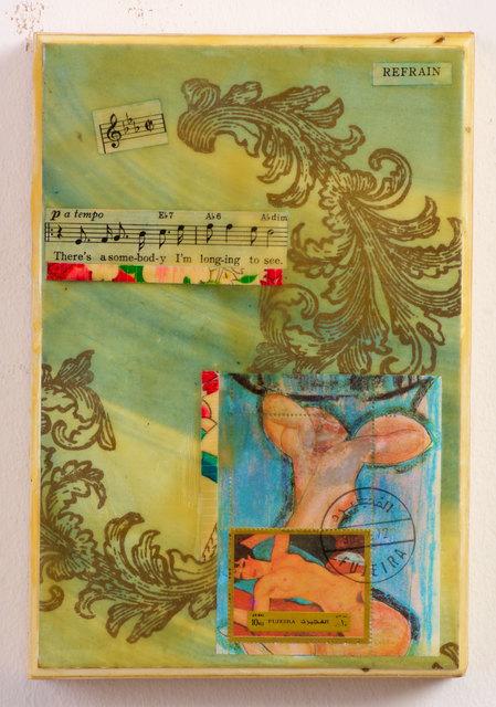 , 'Refrain,' 2016, Estrada Fine Art