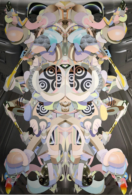 , 'Bones,' 2018, LatchKey Gallery