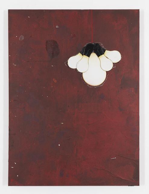 , 'Untitled (red room),' 2017, Galerie Nathalie Obadia