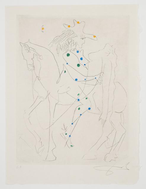 , 'Ronsard: Picasso's Horse,' 1968, ACA Galleries