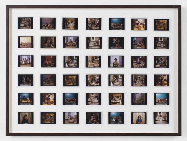 , 'Polaroid Series #8,' 2012, Lehmann Maupin
