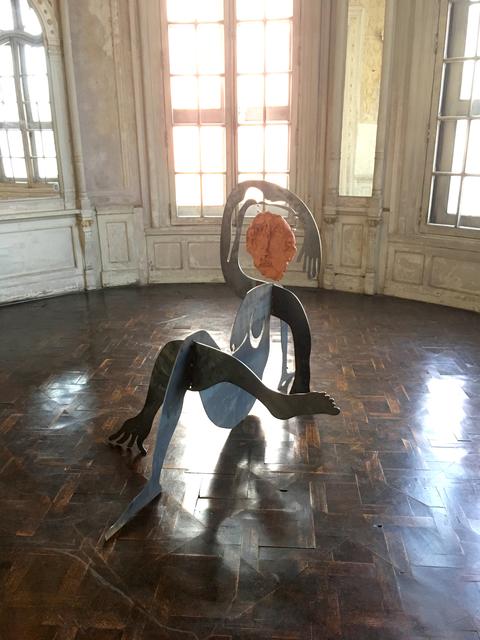 , 'Untitled (Casa Fernandini),' 2017, Ruby
