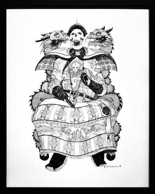 , 'Dead King 15 [5th Century Chinese Emperor],' 2018, Paradigm Gallery + Studio