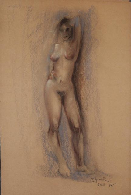 , 'Frontal Nude 2 ,' 2010, Galeria Canoa