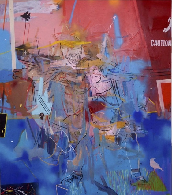 Thameur Mejri, 'Untitled (Prepare to Know)', 2018, Gallery 1957