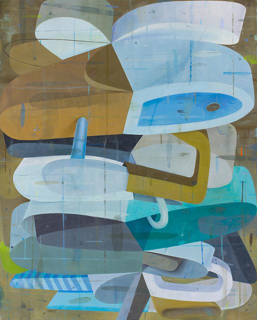 Deborah Zlotsky, 'A confession of inaccuracy', 2015, Kathryn Markel Fine Arts