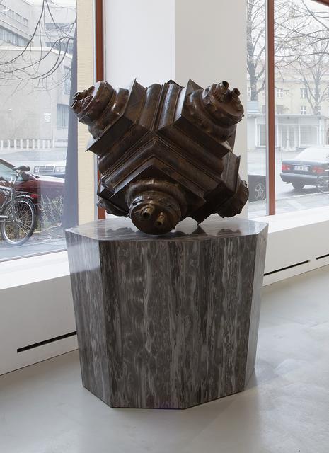 , 'Pedestal on Pedestal,' 2011, Nature Morte