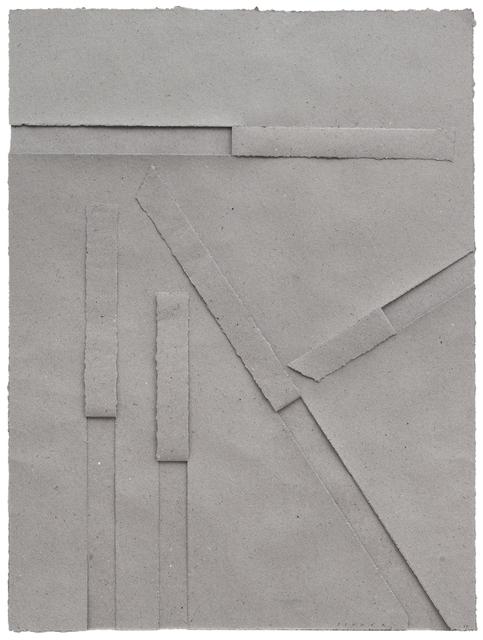 , 'Rissbild,' 2007, Galerie nächst St. Stephan Rosemarie Schwarzwälder