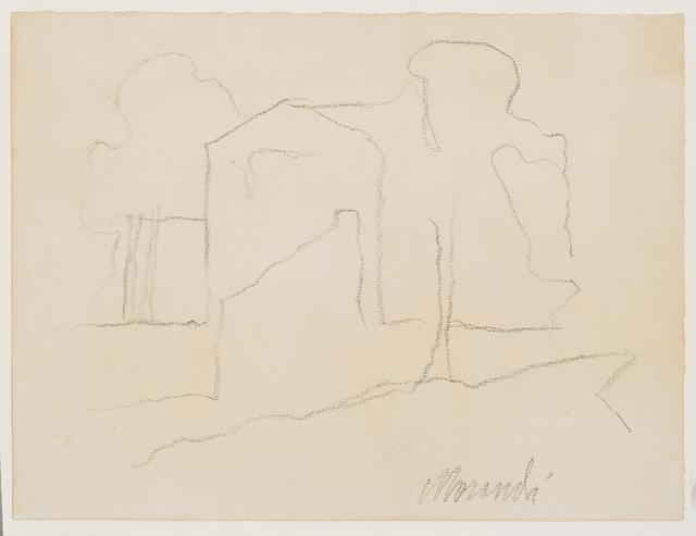 , 'Paesaggio,' 1961, Repetto Gallery