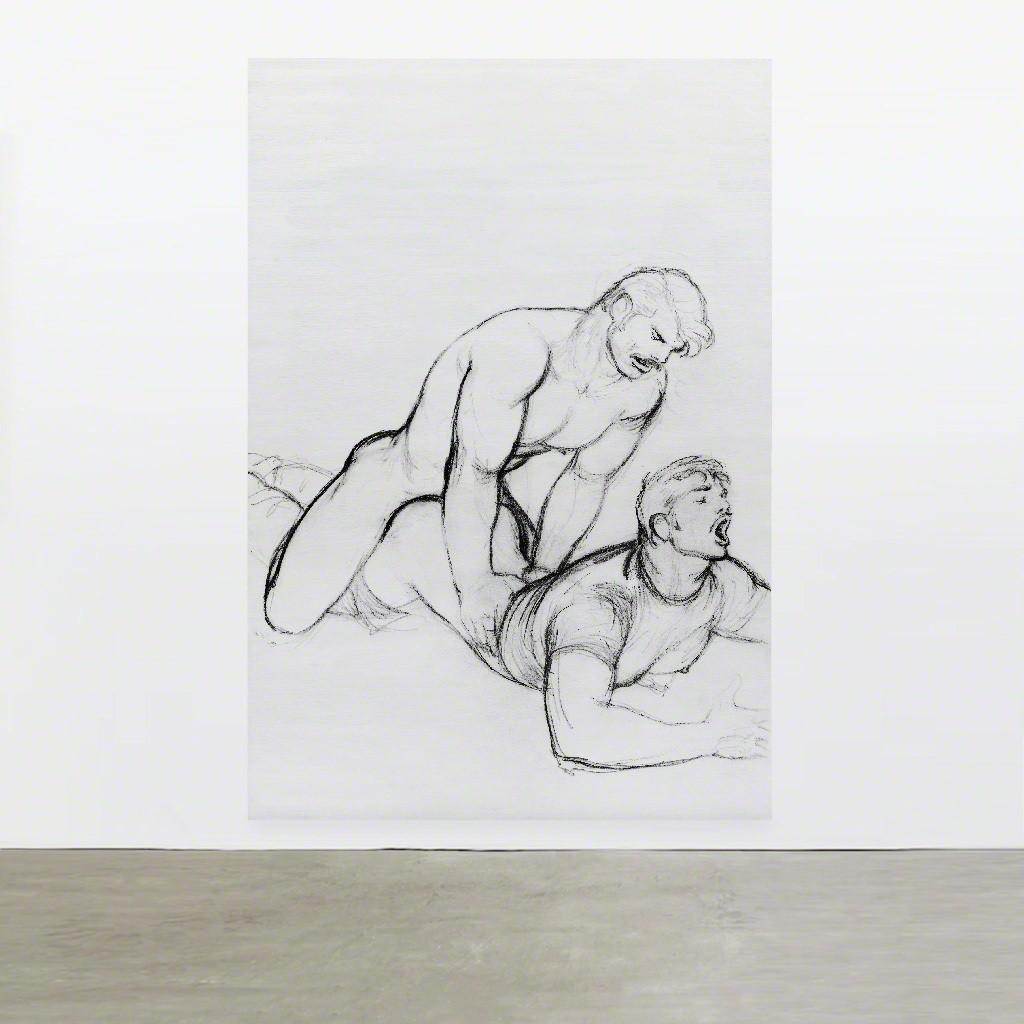 TOM OF FINLAND, Untitled (in situ), 1977