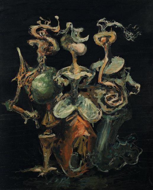 , 'Un dimanche (Jubivillad),' 1938, Weinstein Gallery