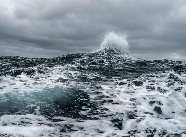 , 'Foamy Seas,' 2015, Charles A. Hartman Fine Art