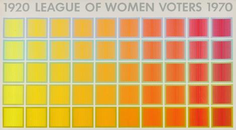 League of Women Voters 1920-1970