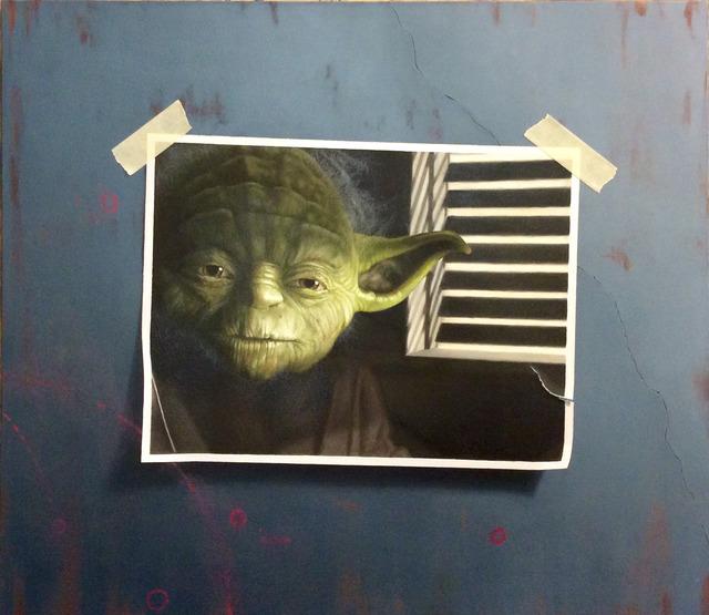 , 'Yoda,' , Plus One Gallery