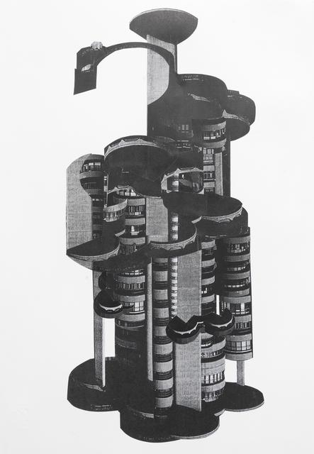 , 'Kopf,' 2014, Galerie Pfab