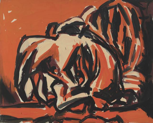 , 'Sigh (Suspiro),' 1984, Cosmocosa