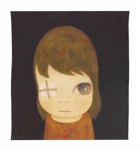 Yoshitomo Nara, 'Sorry, Couldn't Draw Right Eye', Christie's