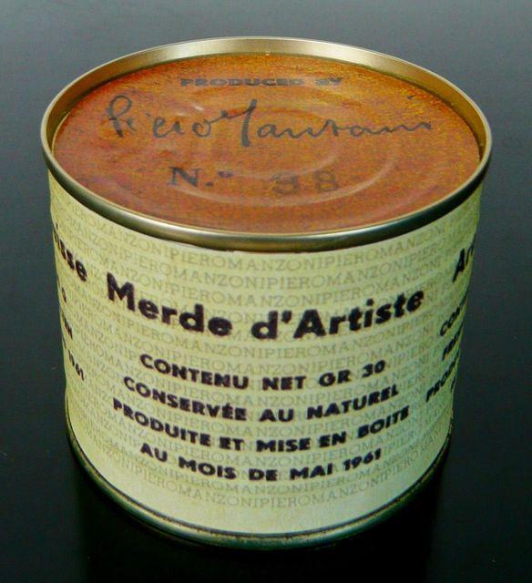 Piero Manzoni, 'Merde d'Artiste', ca. 2013, EHC Fine Art
