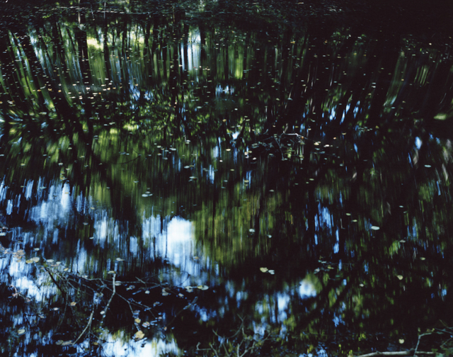 , '14, WM-79 (1); from the series 'Water Mirror',' 2014, CHRISTOPHE GUYE GALERIE