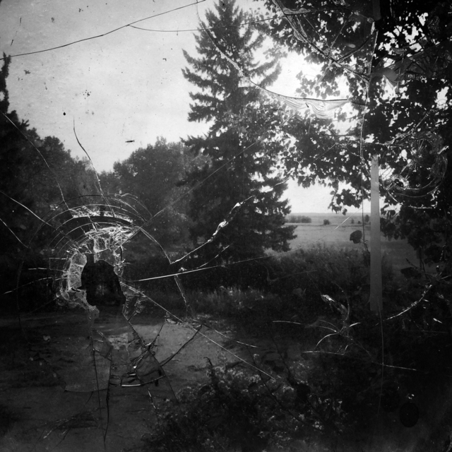 , 'The ruins of the Muskowekwan Indian Residential School.,' 2015-2016, Anastasia Photo