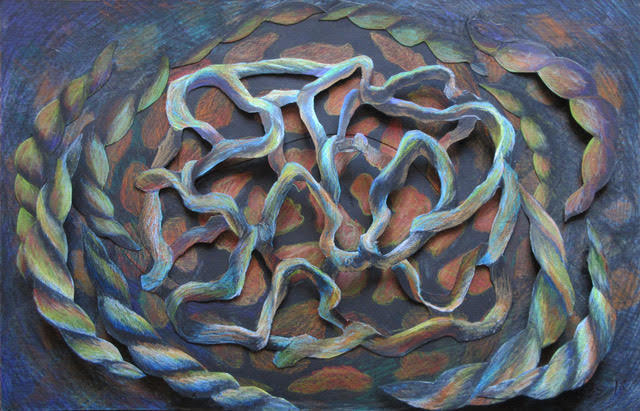, 'Volcanic,' 2018, Ro2 Art