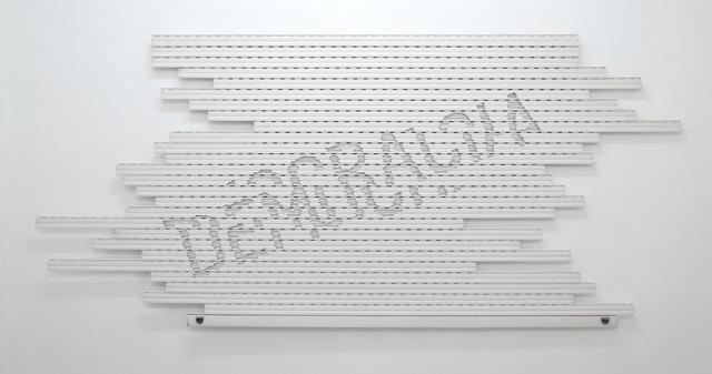 , 'Sem título (Democracia),' 2015-18, Caroline Pagès Gallery