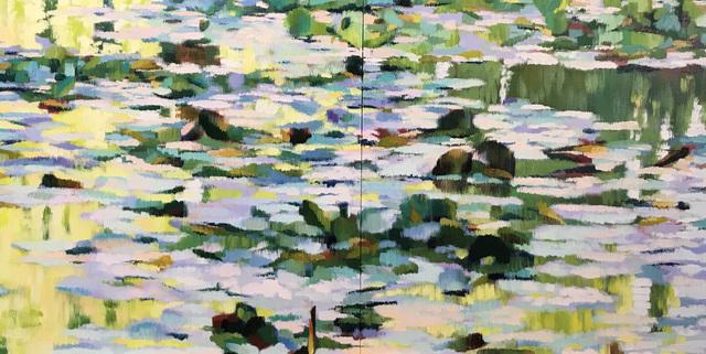 Jill Hackney, 'Giverny XX', 2019, Duane Reed Gallery