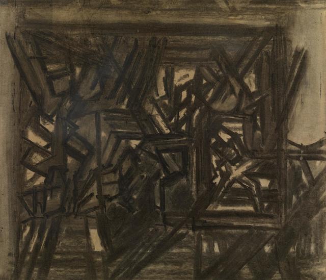 , 'Bomb Store,' 1942, Waterhouse & Dodd