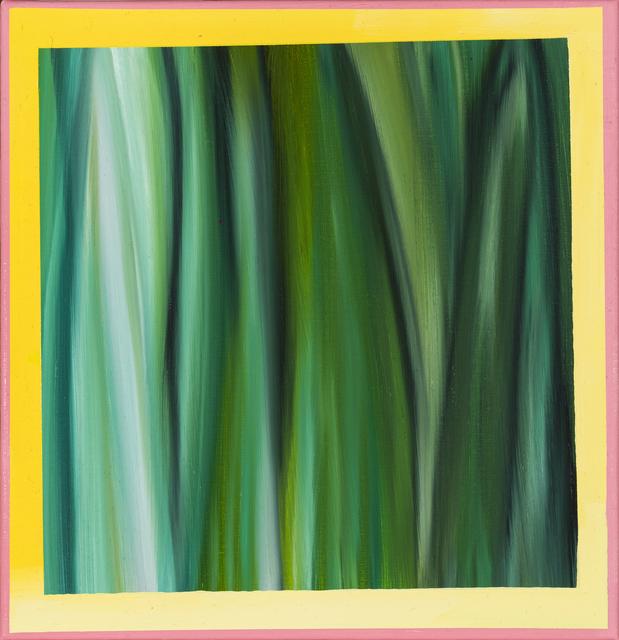 , 'Purple trees,' 2018, Galería Karen Huber